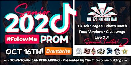 2020 Senior Prom tickets
