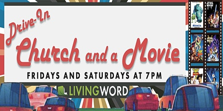 Drive-In Church and a Movie tickets