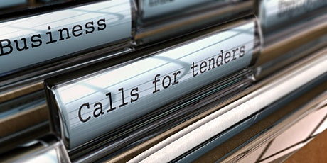 Tender Writing Workshop (Zoom online meeting) tickets