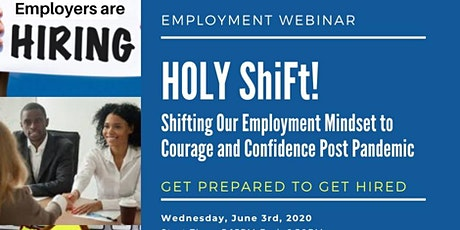 Holy ShiFt: Shifting Our Employment Mindset tickets