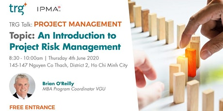 TRG Talk in Person: An introduction to Project Risk Management tickets
