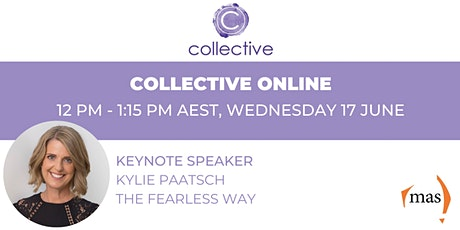 Collective Online - Hosted by Mas Queensland tickets
