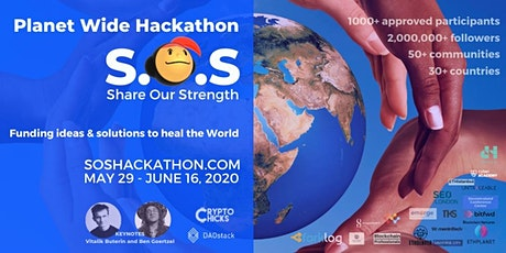 Global SOS Hackathon tickets
