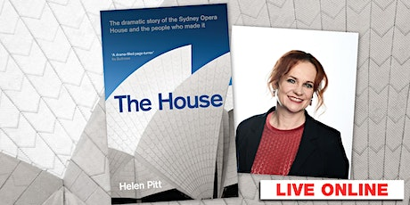 History Talk: The House by Helen Pitt– LIVE ONLINE tickets
