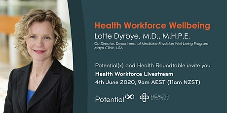 Health Workforce Wellbeing: Global Insights | Local Impact tickets
