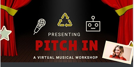 Pitch In: The Musical 3 Day Virtual Workshop tickets