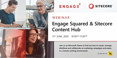 Engage Squared & Sitecore Content Hub tickets