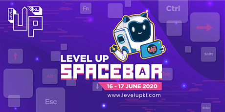 LEVEL UP SPACEBAR tickets