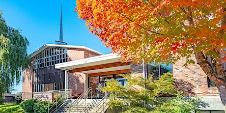 Faith Presbyterian Church - Outdoor Parking Lot Service tickets