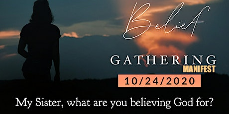 Belief Gathering 2020: MANIFEST tickets