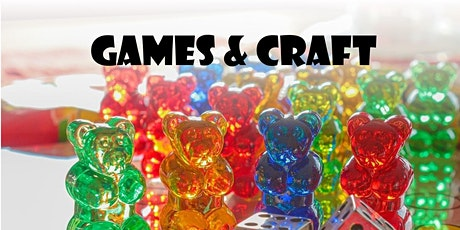 Games & Craft tickets