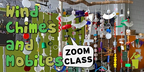 Wind Chimes and Mobiles - Eco Art Workshop for Kids tickets