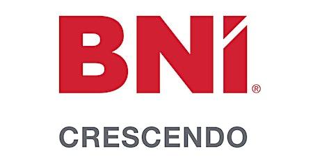 BNI Crescendo Singapore tickets