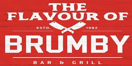 The Flavour of Brumby Bar & Grill tickets