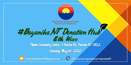 BayanihaNT Donation Hub 8th Wave tickets