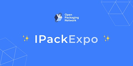iPackEXPO - 365 Online Packaging Trade Show tickets