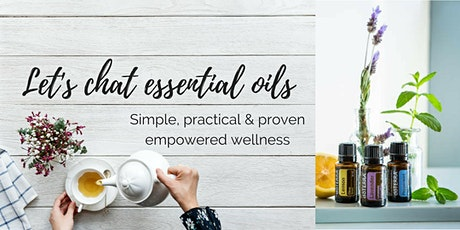 Let's Chat Essential Oils tickets