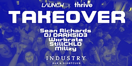 Launch x Thrive Takeover tickets