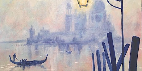Virtual Family Painting Session - Venice tickets