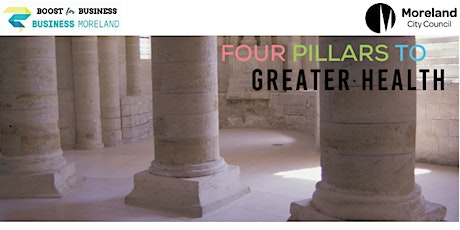 Four Pillars to Greater Health tickets