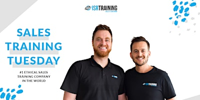 Training Tuesday | Free Online Sales Training
