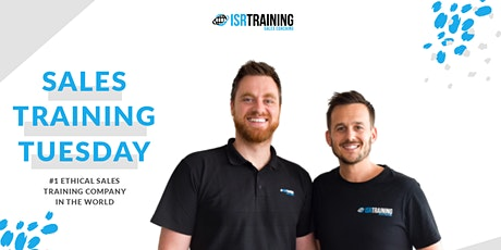 Training Tuesday | Free Online Sales Training tickets