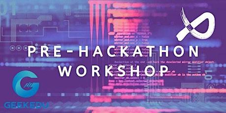XdHacks-COVID Pre-Hackathon Workshop tickets