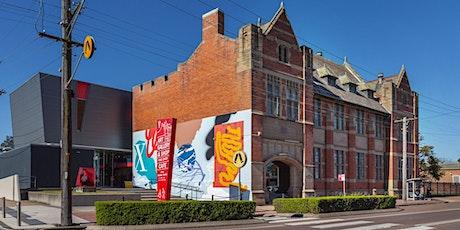 Maitland Regional Art Gallery visit tickets