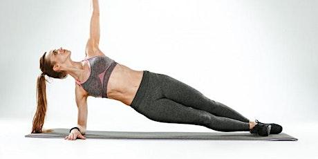 Clase de Pilates y Movimientos. entradas