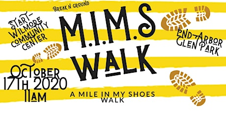 Break'n Ground's First Annual M.I.M.S. Walk tickets