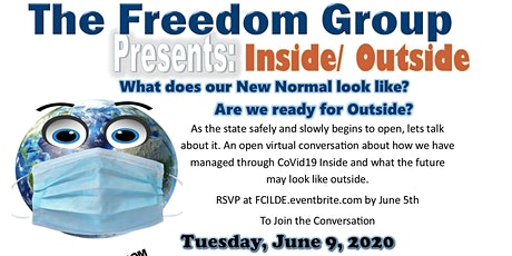 Inside/ Outside - What does our New Normal look like? tickets