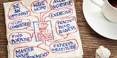 Mental Health & Wellbeing tickets