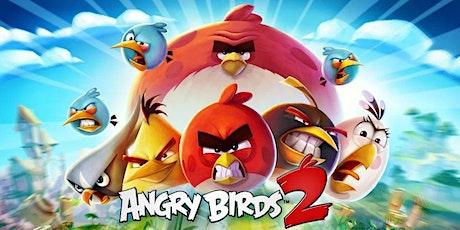 "Kindernachmittag mit ""ANGRY BIRDS 2"" Tickets"