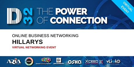 District32 Business Networking Breakfast – Hillarys - Tue 23rd June tickets