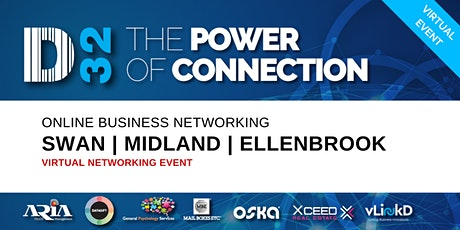 District32 Business Networking Perth – Swan / Midland / Ellenbrook - Fri 26th June tickets