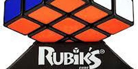 Rubiks Cube 3x3 (July 27 - July 31) tickets