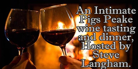 Hunter Valley Dinner - Piggs Peake Winery 8pm Wed 3rd of June tickets