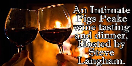 Hunter Valley Dinner - Piggs Peake Winery 6pm Thu 4th of June tickets