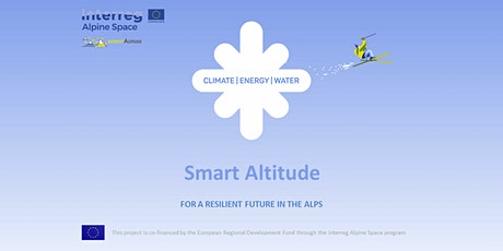 """Webinar """"About the Smart Altitude project"""" tickets"""