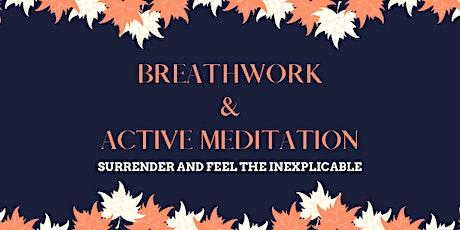 Breathwork & Active Meditation Session - Scarborough Pool Sat 13/06 @4:30pm tickets