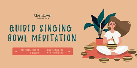Guided Singing Bowl Meditation tickets