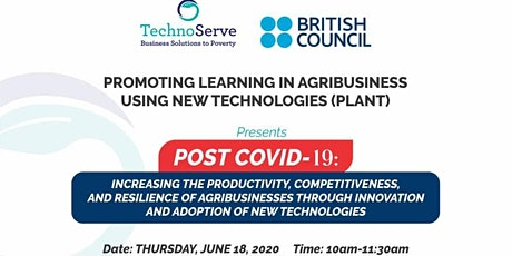 POST-COVID 19 (PLANT PROGRAMME) CLOSE-OUT tickets