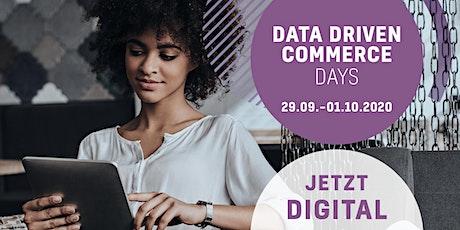 DDCDays - Data Driven Commerce Days 2020 Tickets