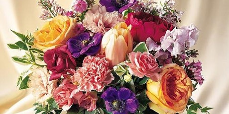 Flower Arranging - The Basics - Online Course - Community Learning tickets