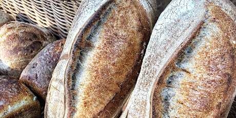 Sourdough Stages (Virtual Course via Zoom) tickets