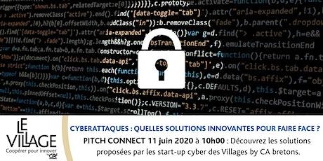 Cyberattaques : quelles solutions innovantes pour y faire face ? billets