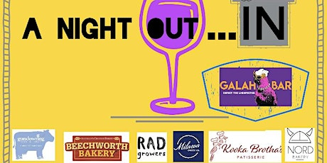 'A Night Out, In' Galah Bar 'On Air' Collaboration! tickets