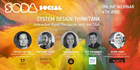 System Design ThinkTank Webinar #1 tickets