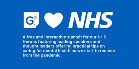 G24 NHS Mental Health Summit tickets