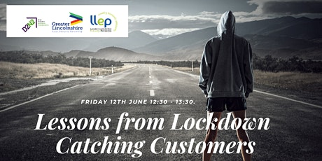 Lessons from  Lockdown - Catching Customers tickets